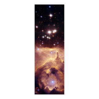 Star Cluster Pismis 24 Space Business Card