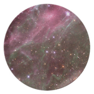 Star Cluster Party Plates
