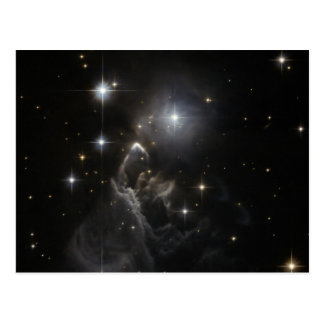 Star Cluster Postcard