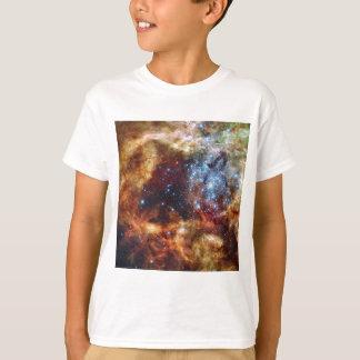 Star Cluster R136 Bursts Out Tarantula Nebula T-Shirt