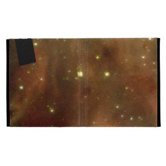 Star Cluster R136 in Nebula 30 Doradus iPad Case