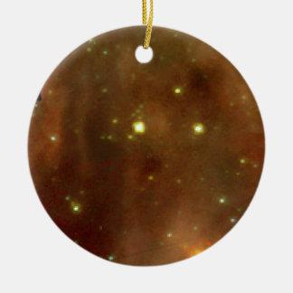 Star Cluster R136 in Nebula 30 Doradus Ornament