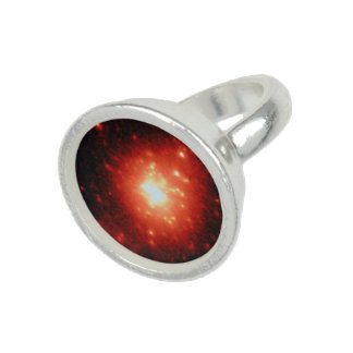 Star Cluster R136 - Wide Field:Planetary Camera Ring