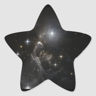 Star Cluster Star Sticker