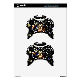 Star Cluster Xbox 360 Controller Skin