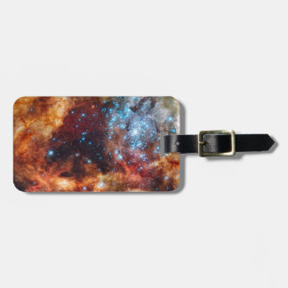star-clusters-74063  star clusters star hubble dor luggage tag
