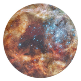 star-clusters-74063 star clusters star hubble dor party plate