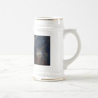 Star Clusters Beer Stein