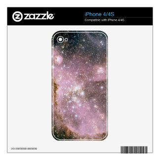 Star Clusters Skin For iPhone 4S