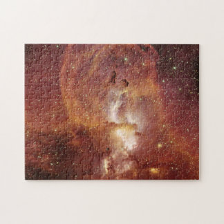 Star Clusters Space Exploration Designer Jigsaw Puzzle