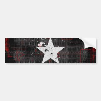 star code bumper sticker