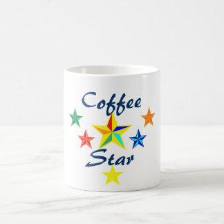 Star Coffee Coffee Mug