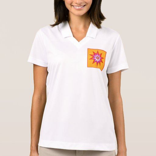 STAR Collection: Golden Purple Sparkle lowprice GI Polo T-shirt