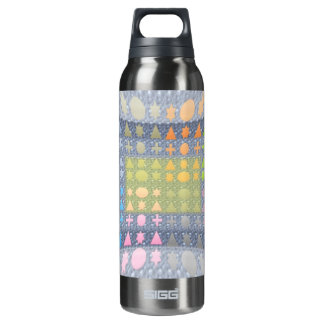 Star Collection Graphics 16 Oz Insulated SIGG Thermos Water Bottle
