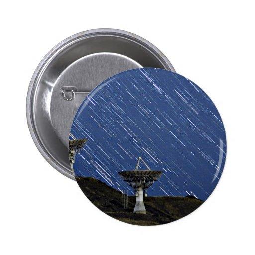 Star Communications Pinback Button