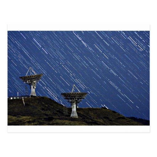 Star Communications Postcards