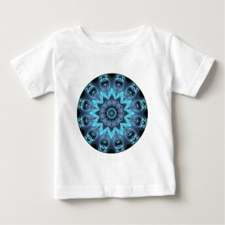 Star Connection, Abstract Cosmic Constellation Baby T-Shirt