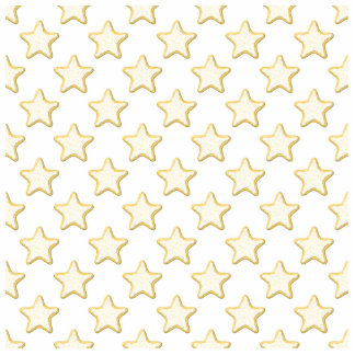 Star Cookies Pattern. On White. Photo Sculpture Ornament