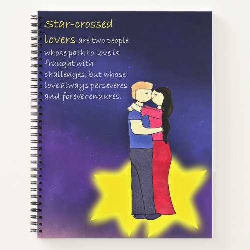 Star-crossed Lovers Notebook