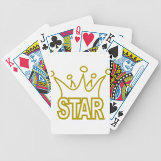 Star-Crown.png Bicycle Playing Cards