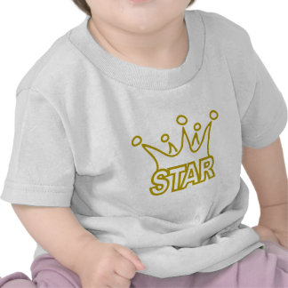 Star-Crown.png T Shirts