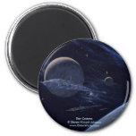 Star Cruisers, Star Cruisers Steven Vincent Jo... Fridge Magnet