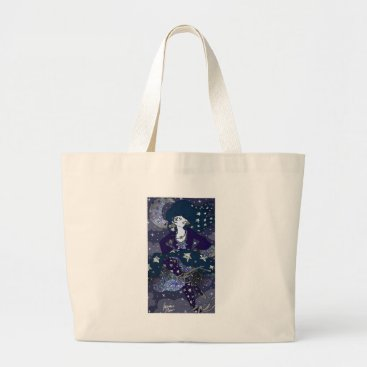 jasmineflynn Star Dancer Large Tote Bag