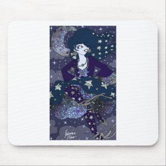 Star Dancer Mouse Pad