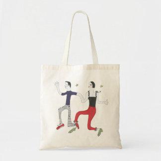 """""""Star dancers """" Tote Bag"""