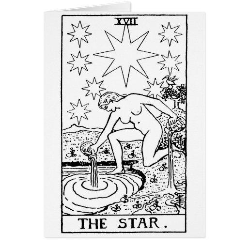 Star de Tarot ' Felicitacion