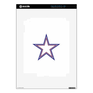 Star Decal For The iPad 2