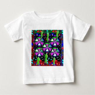 STAR Deco Pink Purple Blue Elegant Dad Mom NVN705 Baby T-Shirt