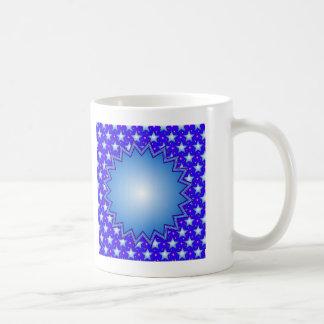 Star Desing Classic White Coffee Mug