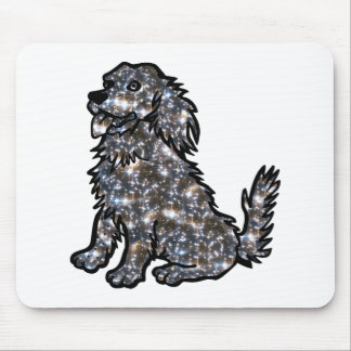 Star_Dog1 Mouse Pad
