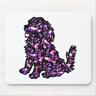 Star_Dog2 Mouse Pad