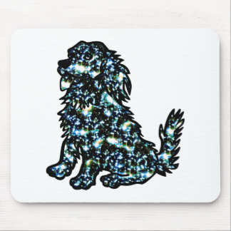 Star_Dog3 Mouse Pad