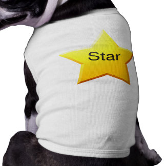 Star Dog -- for actor dogs! Pet T-shirt