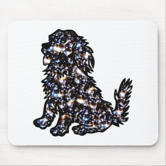 Star_Dog Mouse Pad