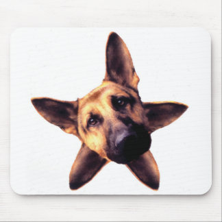 STAR DOG MOUSE PAD