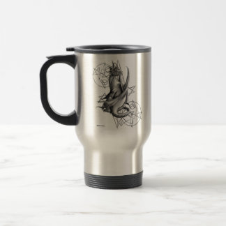 Star Dragon Travel Mug