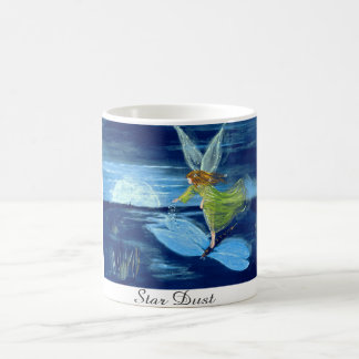 """STAR DUST"" 11 oz. FAIRY COFFEE MUG"