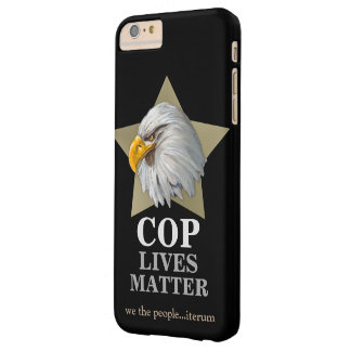 star eagle cop lives matter barely there iPhone 6 plus case