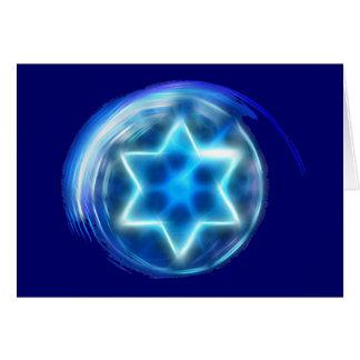 Star Encircled Card