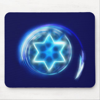 Star Encircled Mouse Pad