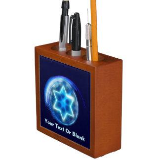 Star Encircled Pencil/Pen Holder