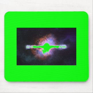 STAR EXPLOSION MOUSE PAD