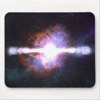 STAR EXPLOSION MOUSE MATS