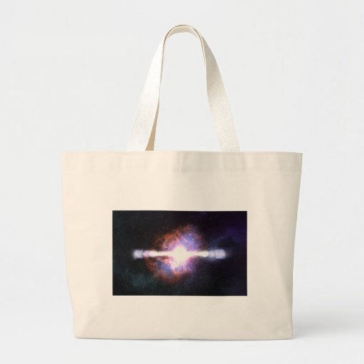 STAR EXPLOSION TOTE BAG
