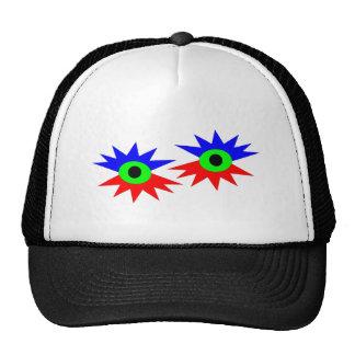 Star eyes star of eyes trucker hats