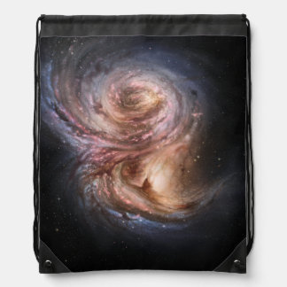 Star factories in the distant Universe Drawstring Bag